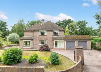 Thumbnail 3 bed detached house for sale in Felcot Road, Furnace Wood, West Sussex