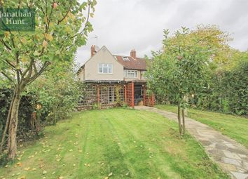 Thumbnail 4 bed semi-detached house for sale in Kingsmead Hill, Roydon, Harlow