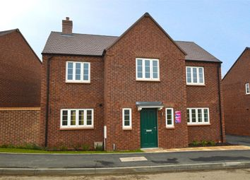 Thumbnail 4 bedroom detached house for sale in Stevington, Moorland Glade, Hillmorton, Rugby