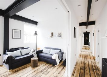Thumbnail 4 bed flat to rent in Rosenberg Lofts, 23 Ridley Road, London