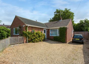 Thumbnail 4 bed detached bungalow for sale in Burfords, East Garston, Hungerford
