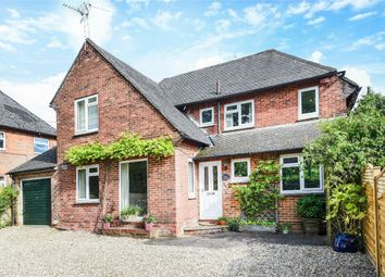 Thumbnail 4 bed detached house for sale in Stoney Lane, Winchester
