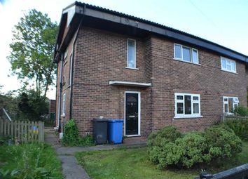 Thumbnail 1 bed flat to rent in Churchill Avenue, Culcheth, Warrington