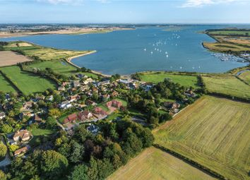 Salterns Reach, Prinsted, Emsworth, Hampshire PO10. 3 bed link-detached house for sale