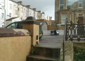 Thumbnail 2 bedroom flat to rent in Athelstan Road, Margate