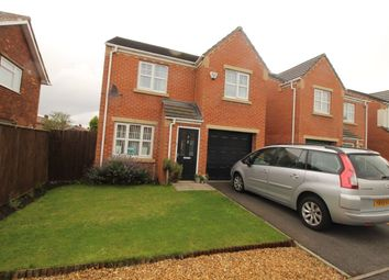 Thumbnail 3 bed detached house for sale in Carlton Moor Crescent, Darlington