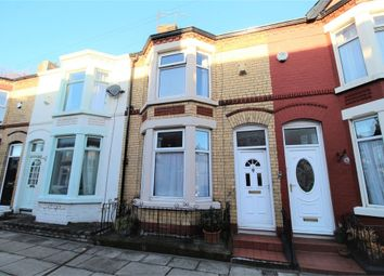 Thumbnail 2 bed terraced house for sale in Zetland Road, Allerton, Liverpool, Merseyside