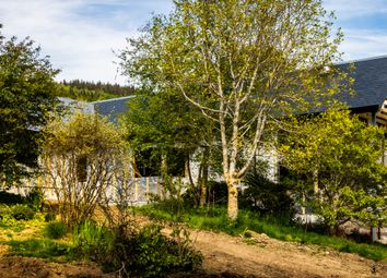 Thumbnail 4 bedroom detached house for sale in Achnacloich, Balhomais Farm, Aberfeldy