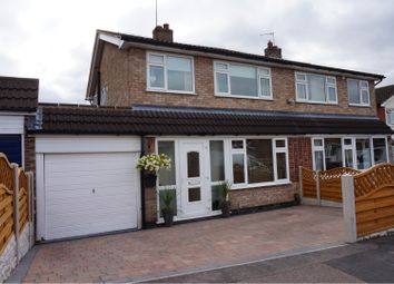 Thumbnail 3 bed semi-detached house for sale in Hazelhead Road, Anstey