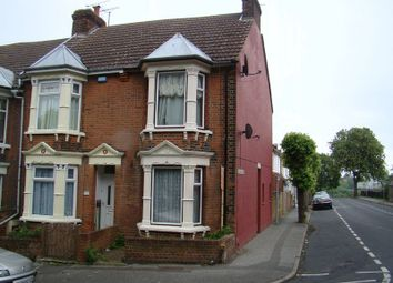 Thumbnail 3 bed terraced house to rent in Rosebery Road, Gillingham