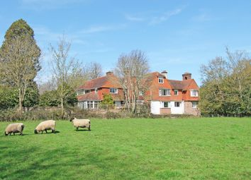 Thumbnail 9 bed detached house for sale in Rectory Lane, Playden, Rye