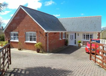 Thumbnail 4 bed detached bungalow for sale in Camrose, Haverfordwest