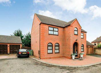 Thumbnail 4 bed detached house for sale in Framlingham Court, Shenley Church End, Milton Keynes, Buckinghamshire
