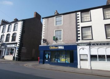 Thumbnail 2 bedroom flat to rent in King Street, Wigton