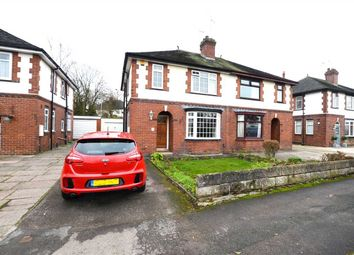 Thumbnail 3 bed semi-detached house to rent in Seabridge Road, Westlands, Newcastle-Under-Lyme