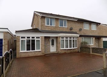 Thumbnail 4 bed semi-detached house to rent in Chesterholm, Carlisle