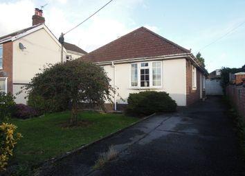 Thumbnail 2 bed detached bungalow for sale in Weavills Road, Fair Oak