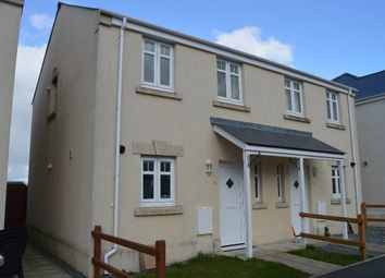 Thumbnail 2 bed property to rent in Moors Road, Johnston, Haverfordwest