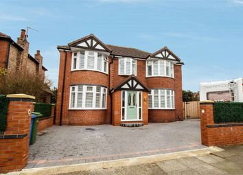 Thumbnail 5 bed detached house for sale in Cranford Road, Urmston, Manchester