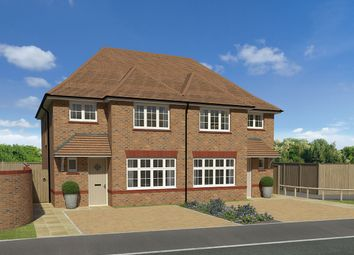 "Thumbnail 3 bed semi-detached house for sale in ""Ludlow"" at Priory Way, Tenterden"