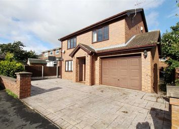 Thumbnail 4 bed detached house to rent in Maxwell Avenue, Mancot, Deeside