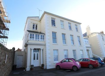 Thumbnail 3 bed flat to rent in Wellington Road, St Helier