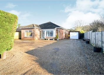 Thumbnail 4 bed bungalow for sale in Hamstreet Road, Shadoxhurst, Ashford, Kent