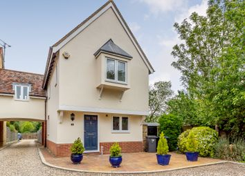 Thumbnail 3 bed link-detached house for sale in High Street, Stanstead Abbotts