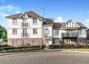 Thumbnail 2 bed flat for sale in Apprentice Drive, Colchester