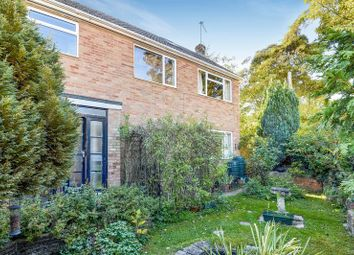 Thumbnail 4 bed detached house for sale in The Dell, Kingsclere, Newbury