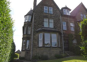 Thumbnail 2 bed flat to rent in Ripon Road, Harrogate