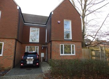 Thumbnail 2 bedroom semi-detached house to rent in Spring Gardens, Burdett Road, Tunbridge Wells