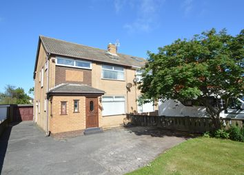 Thumbnail 3 bed semi-detached house for sale in Lytham Road, Blackpool