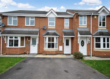 Thumbnail 2 bed terraced house for sale in Loveridge Close, Stratton, Wiltshire