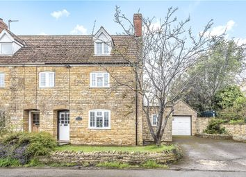 Thumbnail 3 bed semi-detached house for sale in Western Street, Over Compton, Sherborne