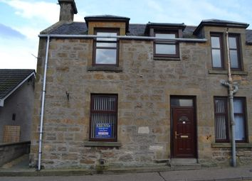Thumbnail 2 bedroom semi-detached house for sale in Harbour Street, Hopeman, Elgin