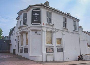 Thumbnail Land for sale in Freshfield Road, Brighton