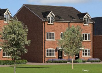Thumbnail 4 bed town house for sale in Emery Avenue, Gloucester