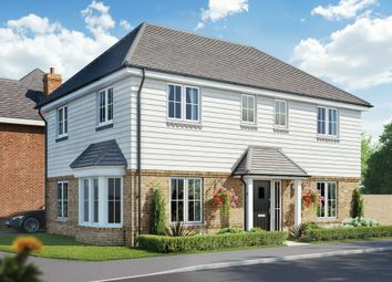 Thumbnail 4 bed detached house for sale in Solomon's Seal, Old Guildford Road, Broadbridge Heath, West Sussex