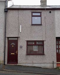 Thumbnail 2 bedroom terraced house to rent in Hendre Street, Caernarfon