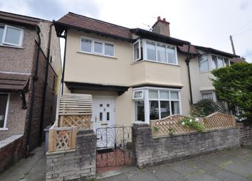 3 bed semi-detached house for sale in Sudworth Road, New Brighton, Wallasey CH45