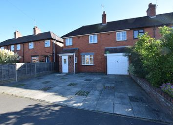 Thumbnail 4 bed semi-detached house to rent in Sutton Lane, Hilton, Derby