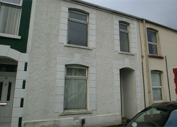 Thumbnail 2 bedroom terraced house to rent in Cambridge Street, Uplands, Swansea