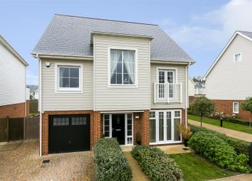 Thumbnail 5 bed detached house for sale in Whitby Close, Snodland