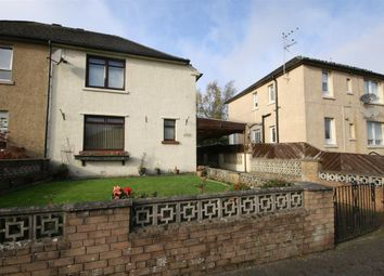 Thumbnail 3 bed semi-detached house for sale in Wilson Road, Camelon, Falkirk