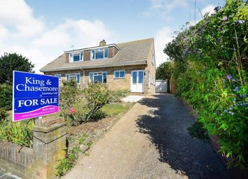 Briarcroft Road, Woodingdean, Brighton, East Sussex BN2. 3 bed semi-detached house