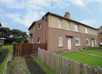 Thumbnail 2 bed flat for sale in Mckinlay Crescent, Irvine, North Ayrshire