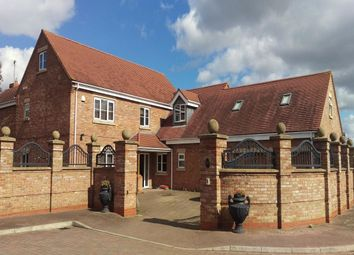 Thumbnail 7 bedroom detached house for sale in Easby Rise, Eye, Peterborough