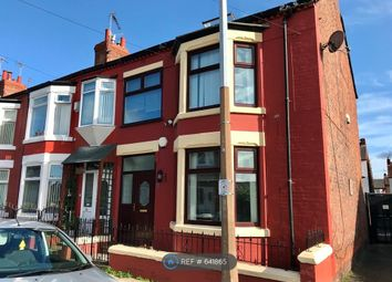 Thumbnail 5 bed end terrace house to rent in Winterhey, Liverpool