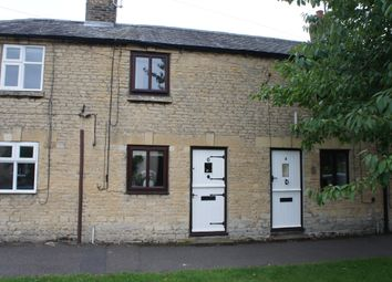 Thumbnail 1 bed terraced house to rent in Main Street, Ailsworth, Peterborough